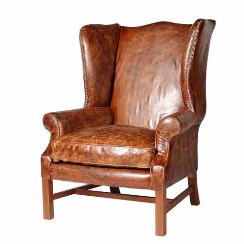 ヴィンテージ家具 Daddy Downing Wing Arm Chair