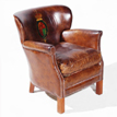 Professor Arm Chair With Crest/Moo
