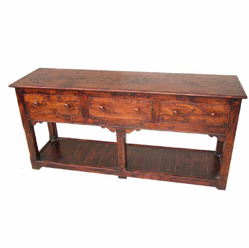 ヴィンテージ家具 Chartsworth 3drawer Console Table