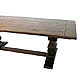 Chartsworth Balustre Table