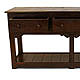 Chartsworth 3drawer Console Table