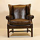 Dowing Wing Arm Chair 01
