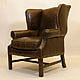 Dowing Wing Arm Chair 02