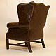 Dowing Wing Arm Chair 04