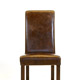 Roll Back Dining Chair